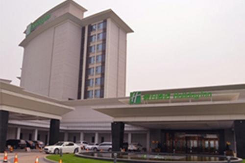 南阳建业森林半岛酒店