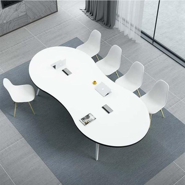 精品简易会议桌椅