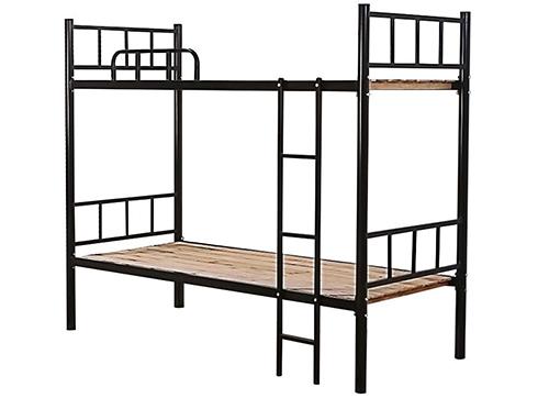 定制铁艺床上下铺双层铁床