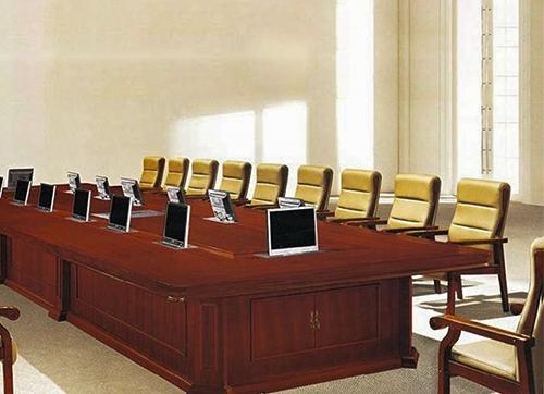 智能化会议桌
