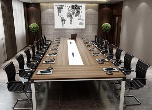 智能办公会议桌
