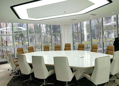 圆形智能会议中心
