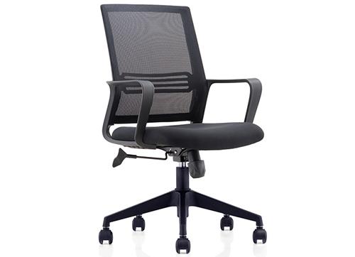 网布万向办公椅