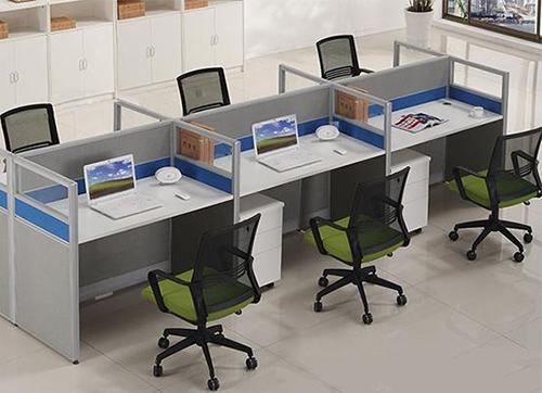可组合职员桌
