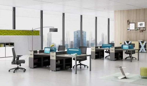 员工办公室桌椅