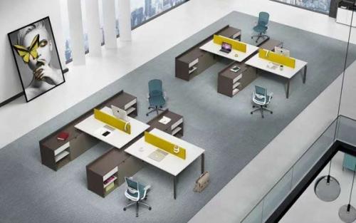 职员/员工办公室桌椅
