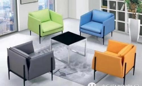 简约沙发桌椅组合